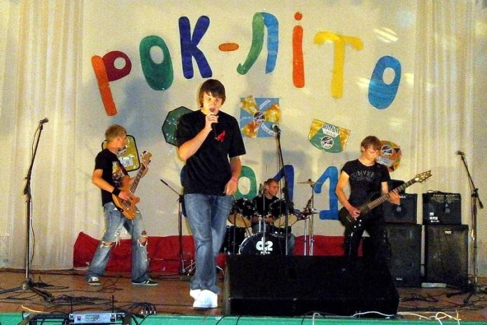 Рок-фестиваль в Дружбі